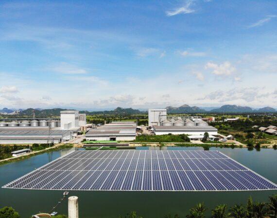GreenYellow Solar Floating - SPM 2