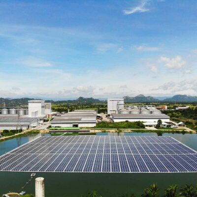 GreenYellow Solar Floating - SPM 2-