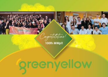 GreenYellow reached 100MWp in Asia!