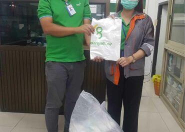 GreenYellow supports TPBI Group with essential items